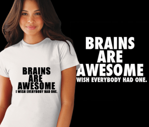brains are awesome